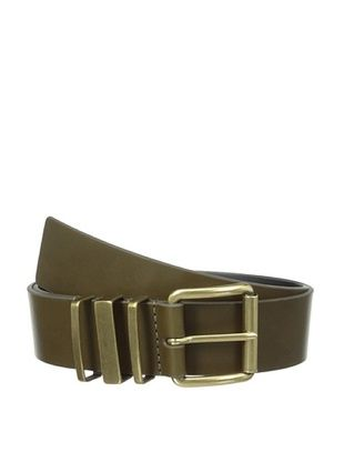 Nanette Lepore Women's Roller Vachetta Belt