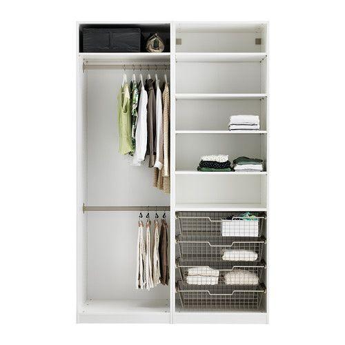 PAX Guardaroba con accessori interni IKEA 10 anni di garanzia. Scopri i termini e le condizioni nell'opuscolo della garanzia.