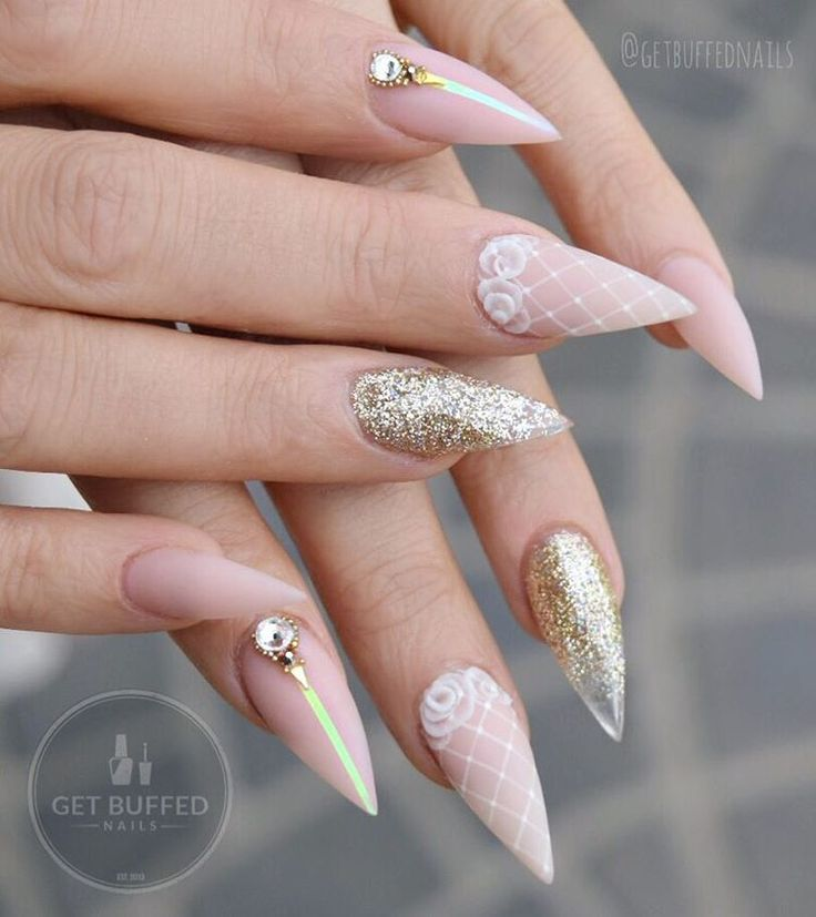 See this Instagram photo by @getbuffednails • 9,595 likes