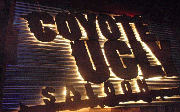 Coyote Ugly in Denver, Colorado