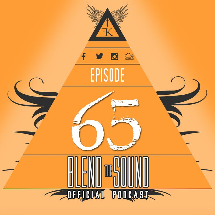 Blend the Sound episode 065 EDM CLUB HOUSE Series SHOW by FlyKnives DJ  #MIXCLOUD link: http://www.mixcloud.com/FlyKnives/blend-the-sound-65/