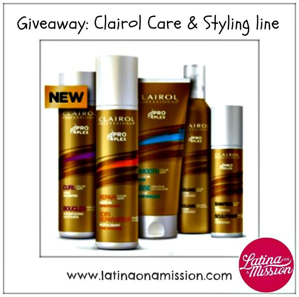 Clairol Professional Pro 4Plex Hair Care & Styling Products | Latina On a Mission: Professional Care, Hair Products, Style Products, 4Plex Hair, Profess Care, Clairol Professional, Hair Care, Professional Pro, Profess Pro