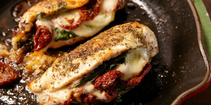 16 Easy Stuffed Chicken Breast Recipes That are Easy and Delicious—Delish.com
