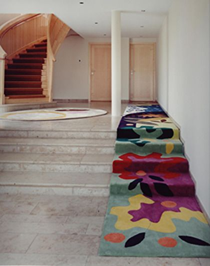 Carpet årstider (seasons) - Ami Katz/3dO arkitekter