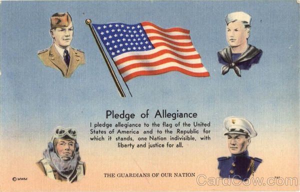dialectical journal for i pledge allegiance Did the pledge of allegiance always have the words under god in it  answer discussion questions as part of class discussion or in your independent journals.