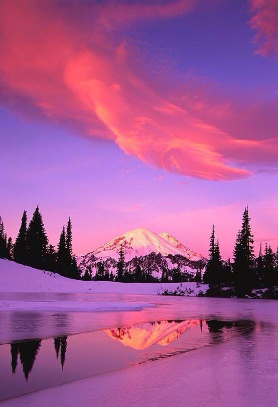 Mt. Reiner, Washington @StudentUniverse #neverhaveiever