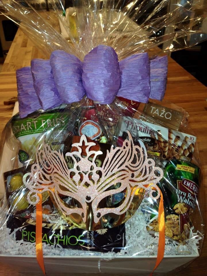 Purim Basket (Dairy) Custom orders available, Pareve, Dairy and Cholov Yisroel options available.
