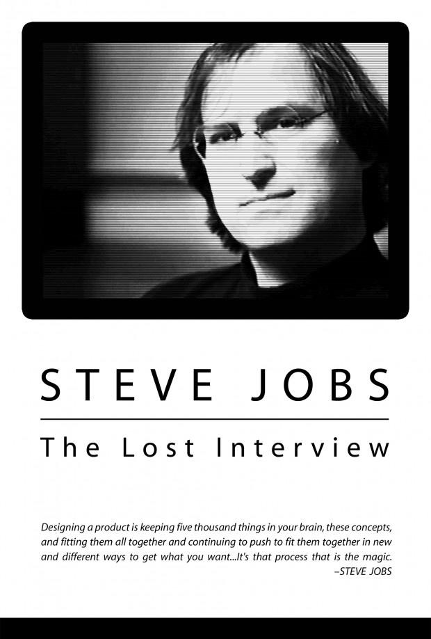 Steve Jobs: la entrevista perdida. | |