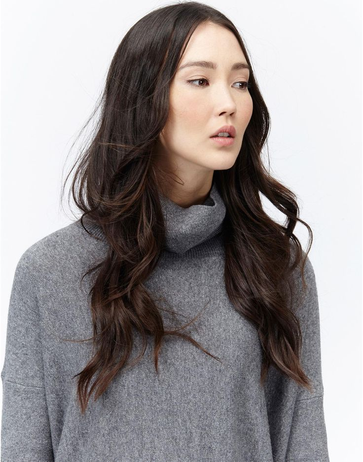 Every wardrobe needs a women's roll neck jumper this autumn.