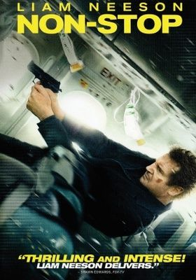 Non-Stop (2014) movie #poster, #tshirt, #mousepad, #movieposters2