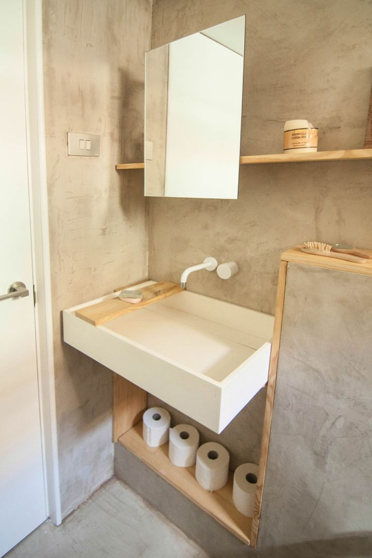 17 mejores ideas sobre ba o piso de madera en pinterest - Bano de madera ...