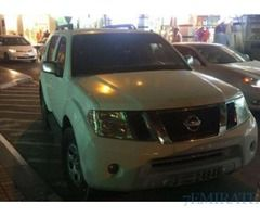 Nissan Pathfinder 2008 Model for sale in Dubai
