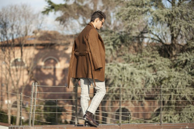 """Tenth picture in Frank Gallucci's blog post """"First day at Pitti""""."""