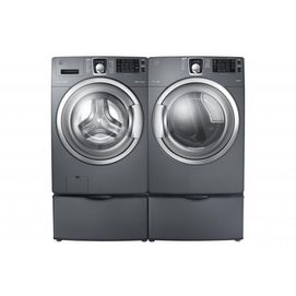 Kenmore Elite 5.0 cu. Ft. Front-Load Washer & 7.5 cu. Ft. Steam Electric Dryer - Stratus Grey - Sears $1749