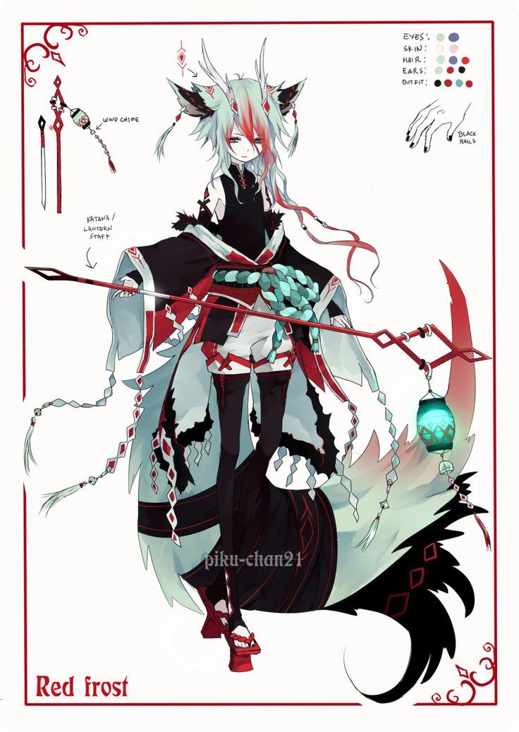 [ CLOSED ] Semi-chibi adopt 19 by Piku-chan21.deviantart.com on @DeviantArt