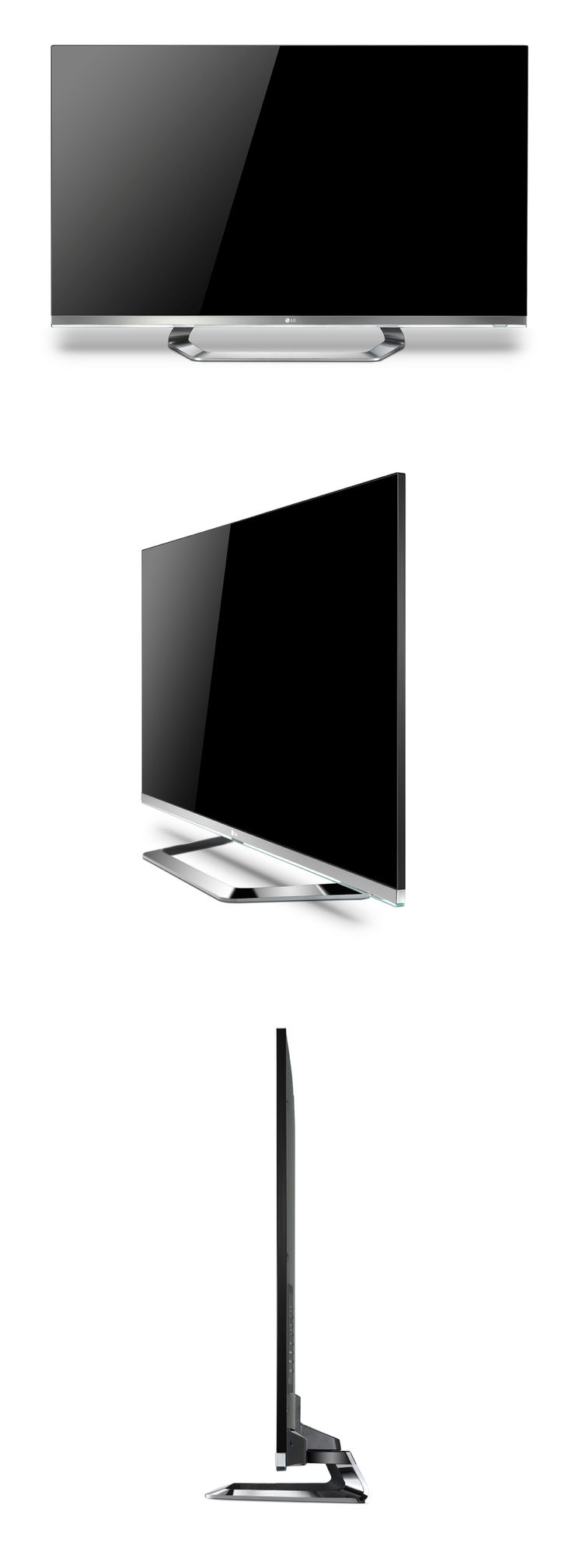 LG's Cinema Screen TVs are incredibly thin and have an ultra narrow bezel. You're judging your own TV now, aren't you?