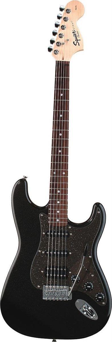 squier affinity strat hss rw bgm guitare electrique