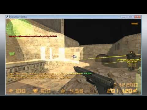 CS 1.6 Wallhack + Aimbot New 2014 (Updated Download)