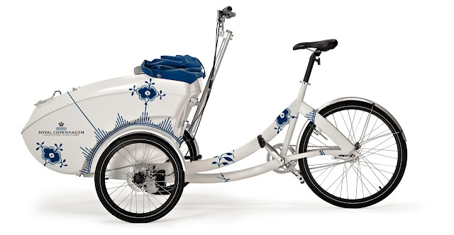 If I were going to buy an expensive Danish Bike . . .