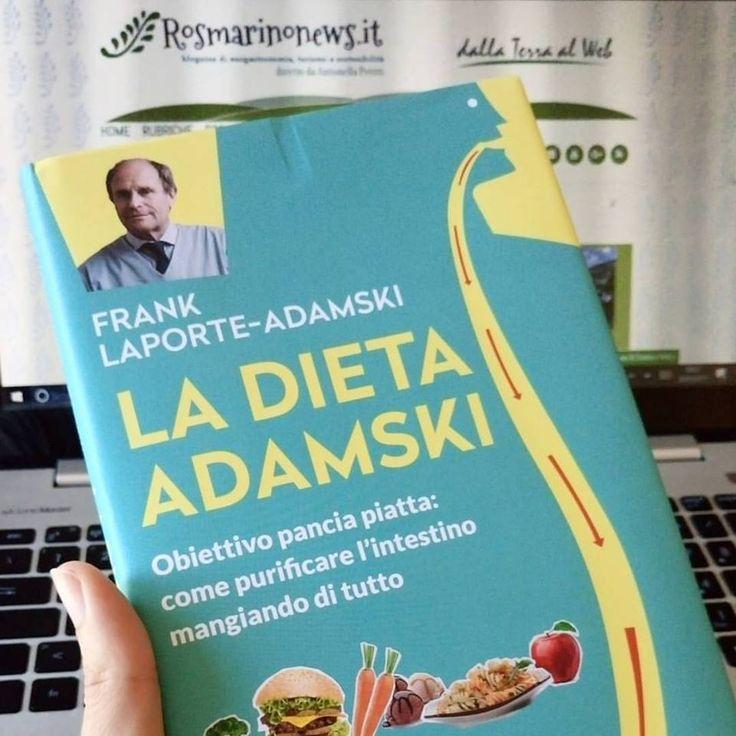 "LIBRI. ""La dieta Adamski"" di Frank Laporte-Adamski"