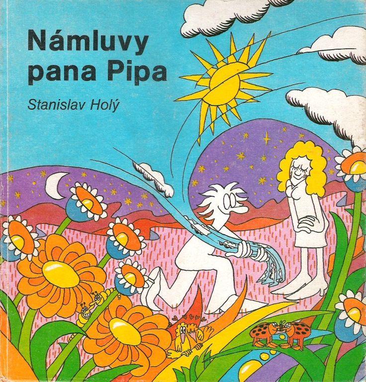 ComicsDB   Námluvy pana Pipa