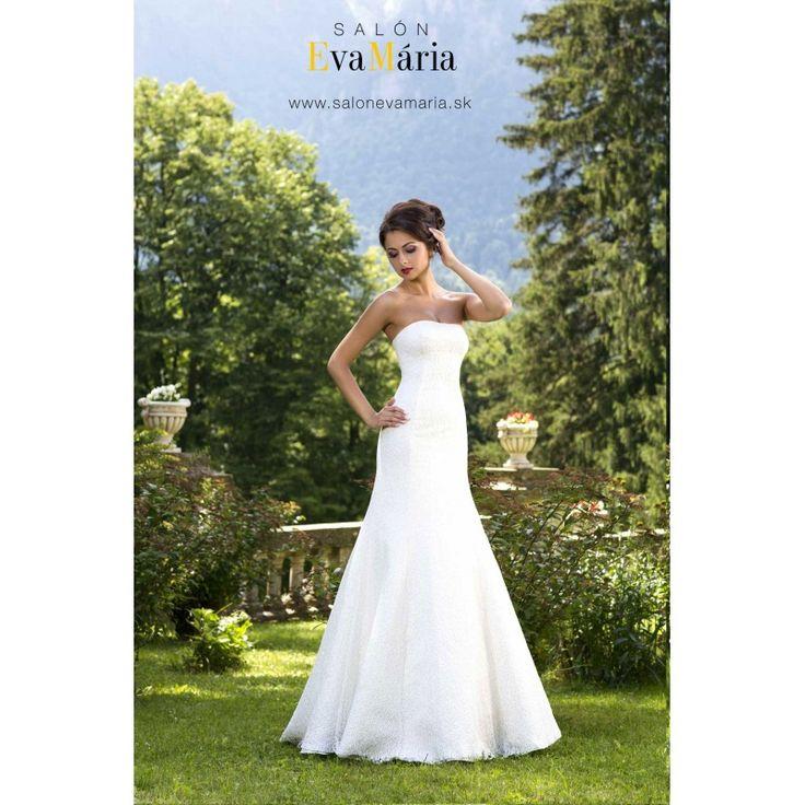 Biele svadobné šaty Venecia