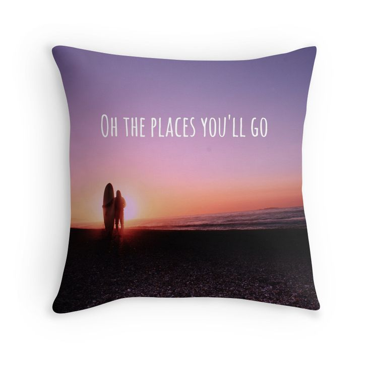 Oh The Places You'll Go, travel, surfer, home decor