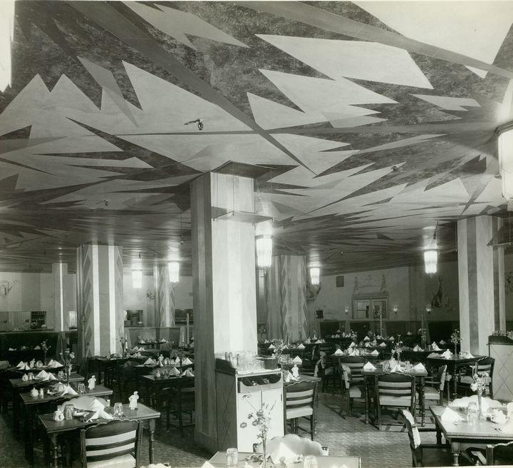 Roosevelt Lodge Dining Room