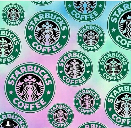 Starbucks background ❤