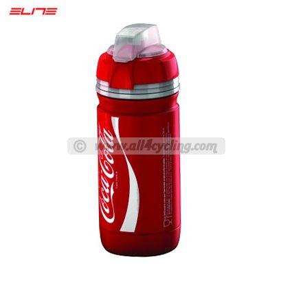 Prezzi e Sconti: #Borraccia corsa 550 ml coca cola rosso  ad Euro 5.55 in #Elite #Accessori