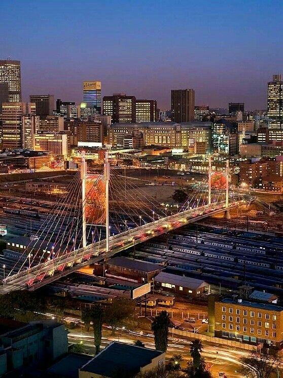 Sud-Àfrica, Johannesburg.