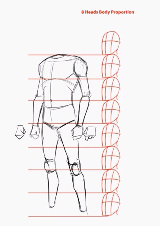 How To Draw A Person Whole Body Legs Human Body Drawing Body Drawing Tutorial Drawing Proportions