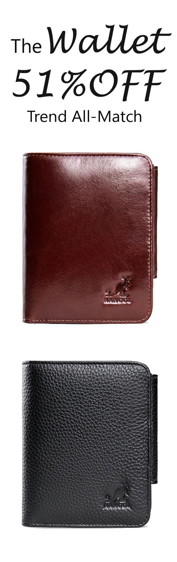 51%OFF&Free shipping. Genuine Leather Business Driver License 12 Card Slots Trifold Wallet For Men. Find all you need in banggood.com, shop now~ #ketorecipes #promdresses #laundryroomideas #mondayhumor #valentines #casualoutfits #babyshowerideas