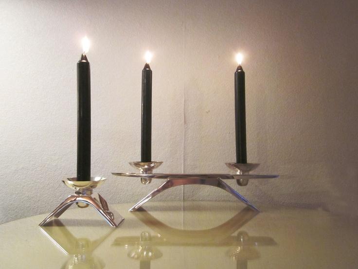 Kurt Radtke Candlesticks