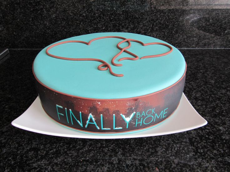 11 Best Welcome Home Cake Ideas Images On Pinterest Welcome Home Cakes Postres And