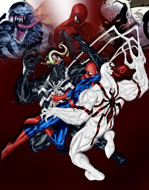 Venom and Anti-Venom | Anti-Venom | Pinterest