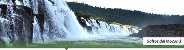Mocona Falls(Saltos del Moconá) Misiones, Argentina