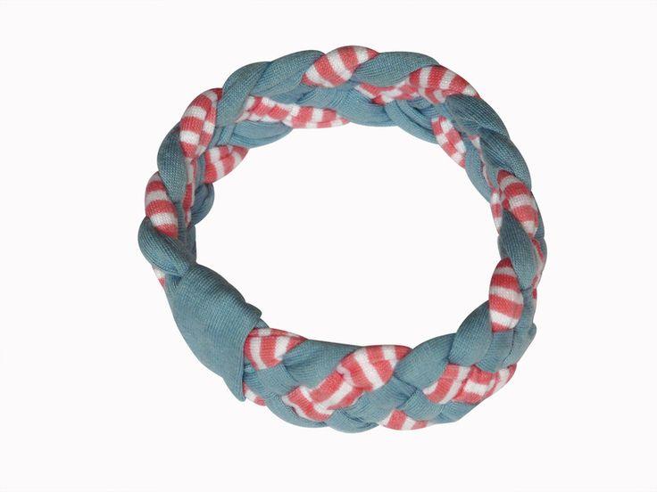 Bracelets – Funny ME Candy & Airy Blue bracelet – a unique product by mebyhand on DaWanda