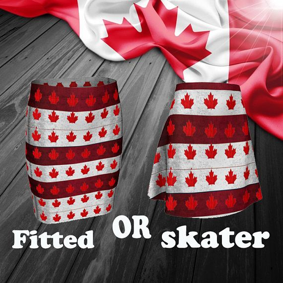 Check out this item in my Etsy shop https://www.etsy.com/ca/listing/513012192/canada-skirt-canada-day-skirt-oh-canada