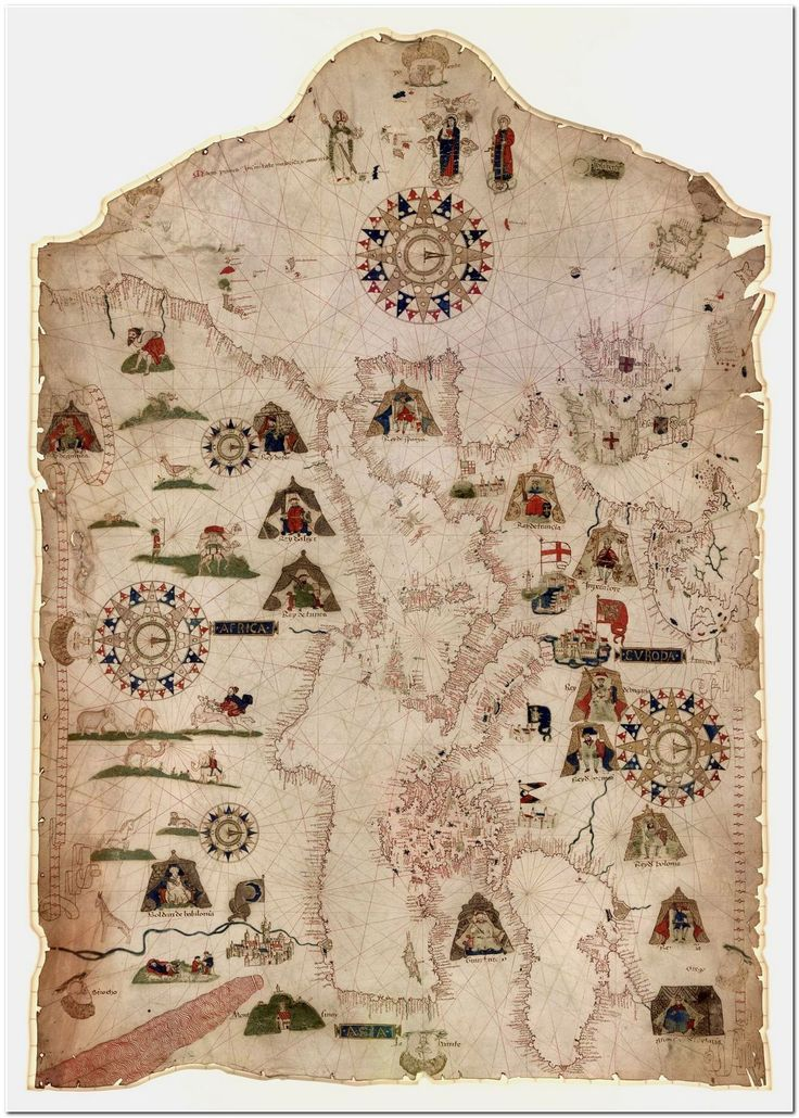Map Of Paisley%0A Cartographer Mateus Prunes made this map of the Mediterranean in