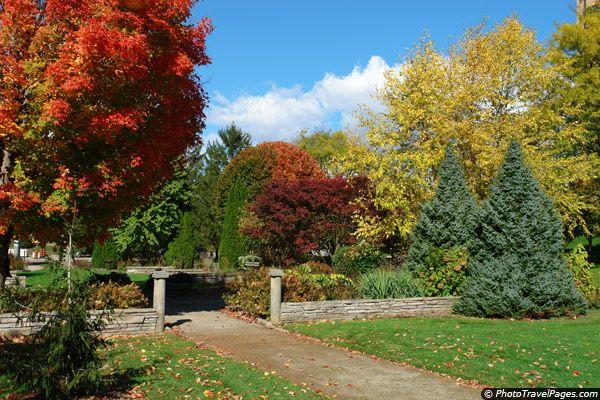 River Forks Park, London, Ontario.