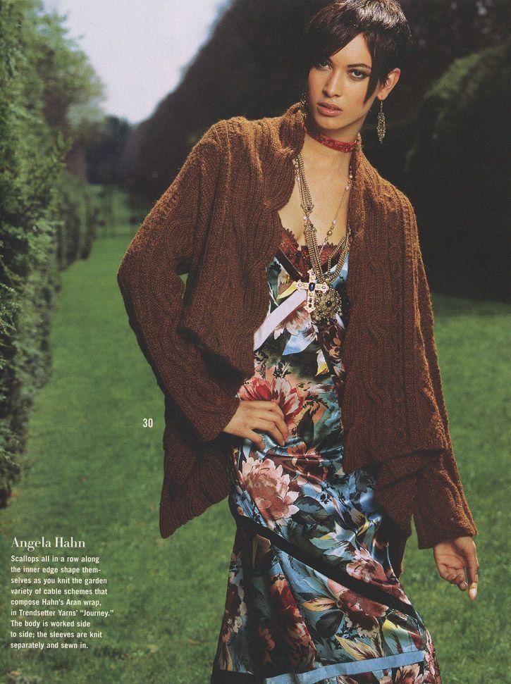 Sideways Aran Vogue web