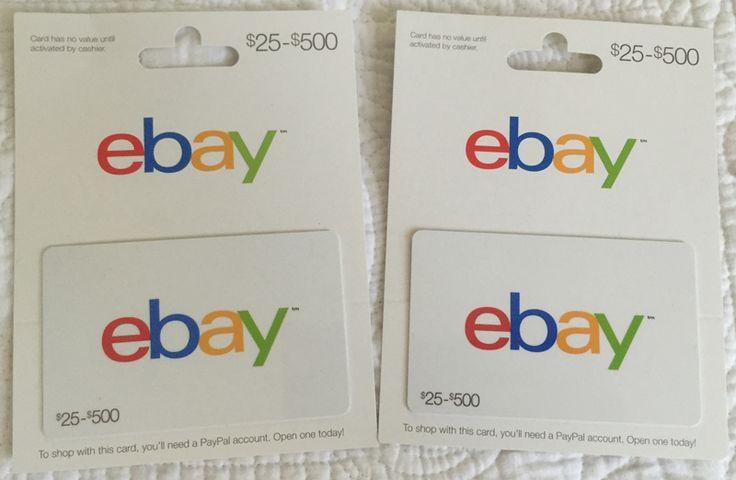 Free eBay Gift Card | eBay and Gaming