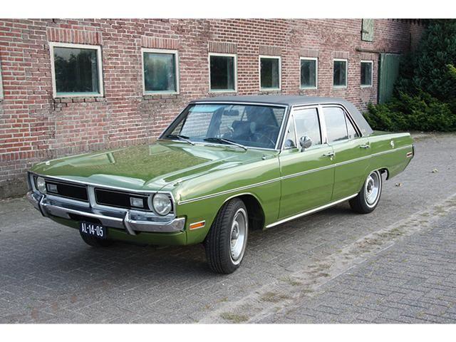 Dodge dart 1971 (vip)