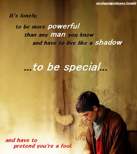 Merlin quote from 3x11