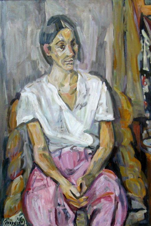 .:. Μαυροϊδής Γιώργος – Giorgos Mavroidis [1912-2003] Στέλλα Γκίκα, 1981