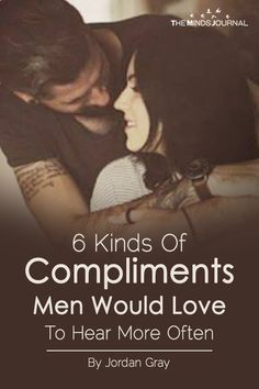 6 Varieties Of Compliments Males Would Love To Hear Extra Typically