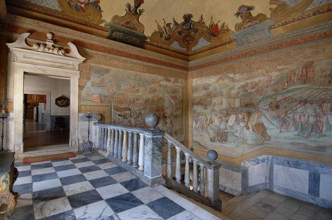 Azulejos Palácio Vila Viçosa