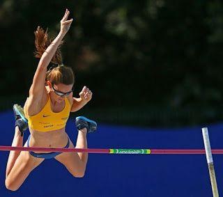 Blog Esportivo do Suíço: Fabiana Murer leva ouro nos Estados Unidos com segunda melhor marca do ano