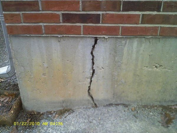 how to fix house foundation problems